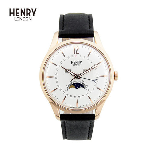 [헨리런던 HENRY LONDON] HL39-LS-0150 Richmond(리치몬드) 38.5mm